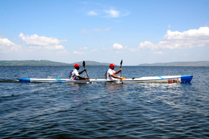 2010 – Lake Victoria Kayak Expedition