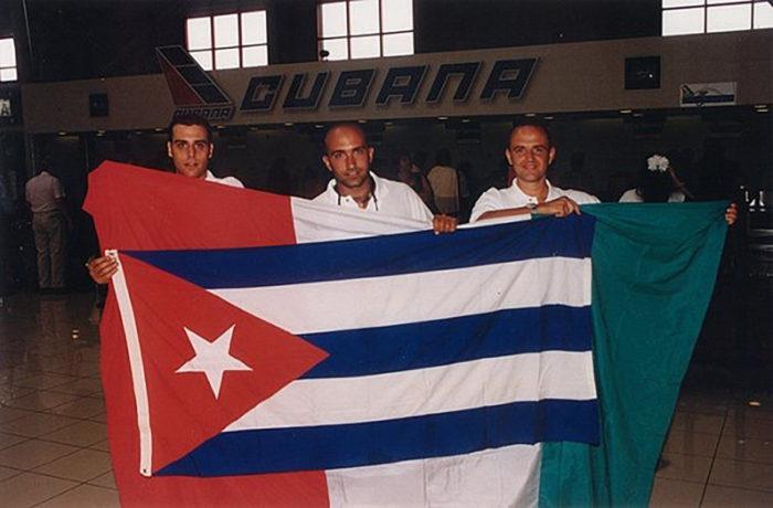 2000 – Mexico to Cuba